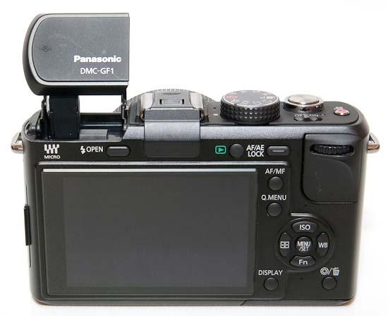 Panasonic Lumix DMC-GF1