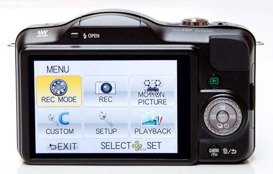 Panasonic Lumix DMC-GF3
