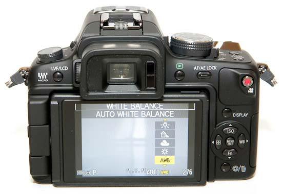 Panasonic Lumix DMC-GH1