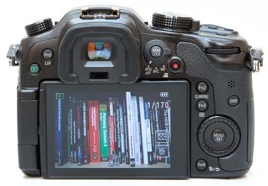 Panasonic Lumix DMC-GH3