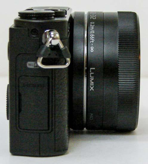 Panasonic Lumix DMC-DMC-GM1