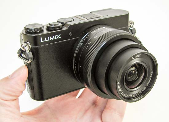 Panasonic Lumix DMC-DMC-GM5