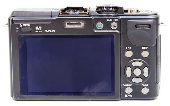 Panasonic Lumix DMC-GX1