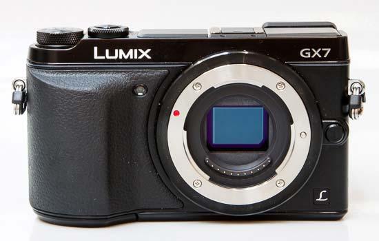 Panasonic Lumix DMC-GX7