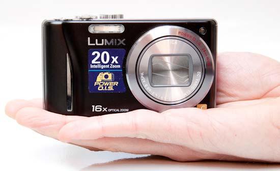 Panasonic Lumix DMC-TZ18