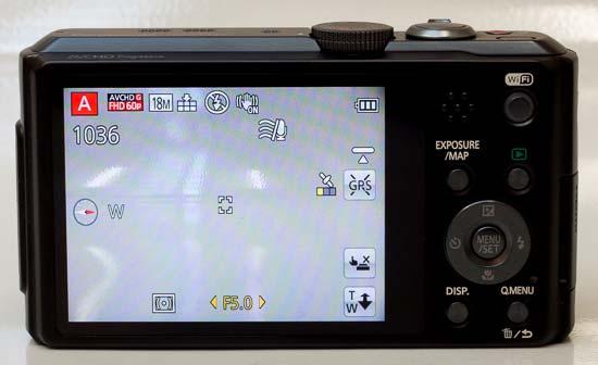 Panasonic Lumix DMC-TZ40