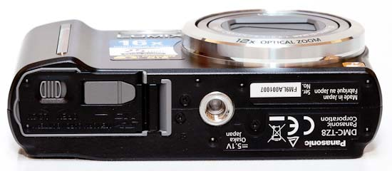 Panasonic Lumix DMC-TZ8