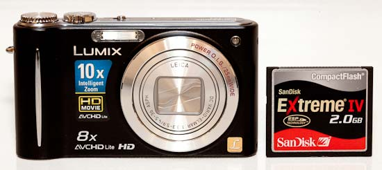 Panasonic Lumix DMC-ZX3