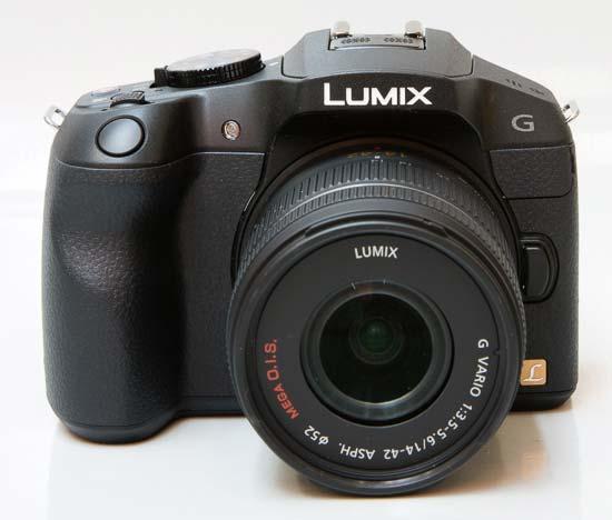 Panasonic Lumix DMC-G6