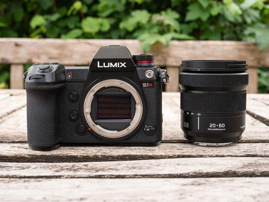 Panasonic Lumix S 20-60mm F3.5-5.6