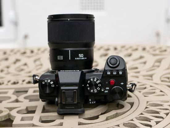 Panasonic Lumix S 50mm F1.8