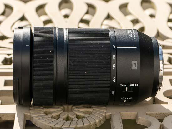 Panasonic Lumix S 70-300mm F4.5-5.6 MACRO O.I.S.
