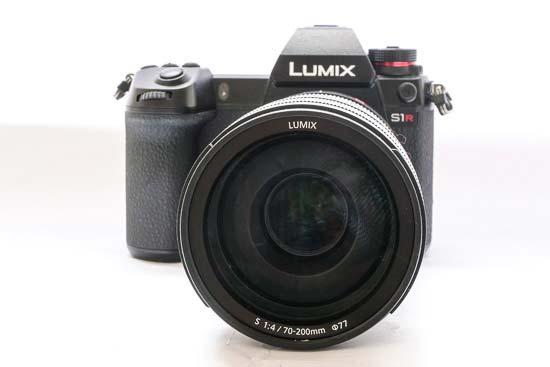 Panasonic Lumix S Pro 70-200mm F4 OIS