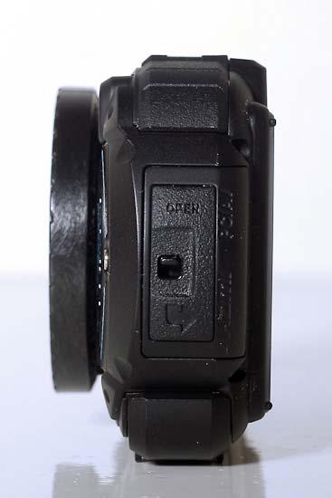 Pentax Optio WG-1 GPS