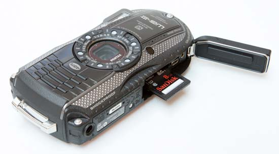 Pentax Optio WG-3