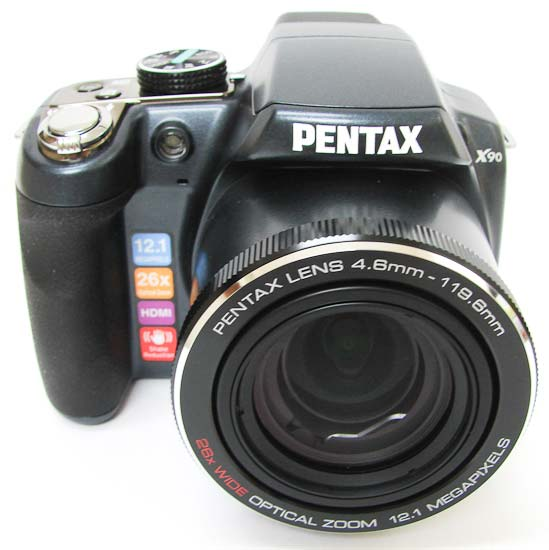 Pentax Optio X90