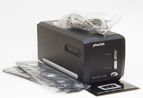 Plustek OpticFilm 7500i AI