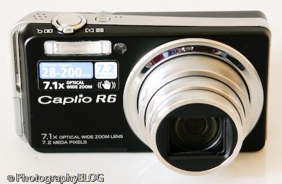 Ricoh Caplio R6