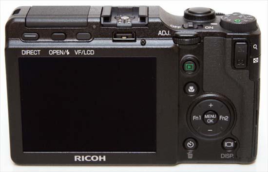 Ricoh GXR