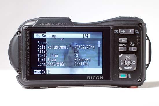 Ricoh WG-20