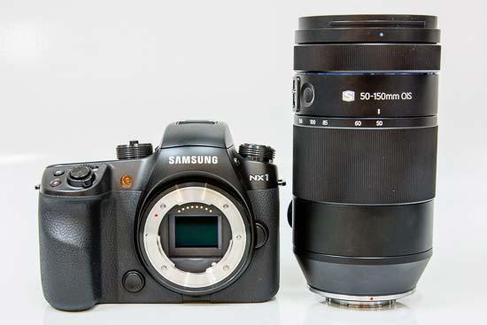 Samsung S 16-50mm f/2-2.8 ED OIS