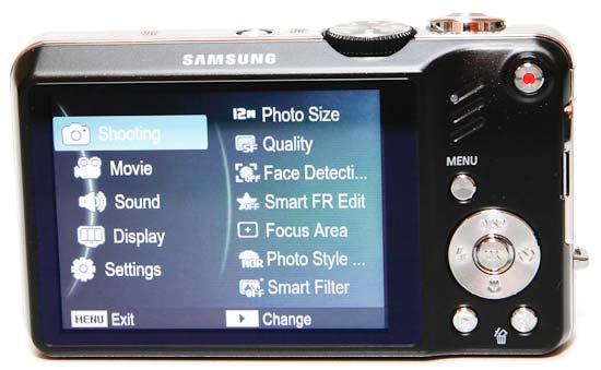 Samsung WB600