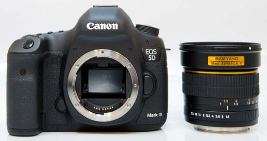 Samyang 85mm f/1.4 ED AS UMC