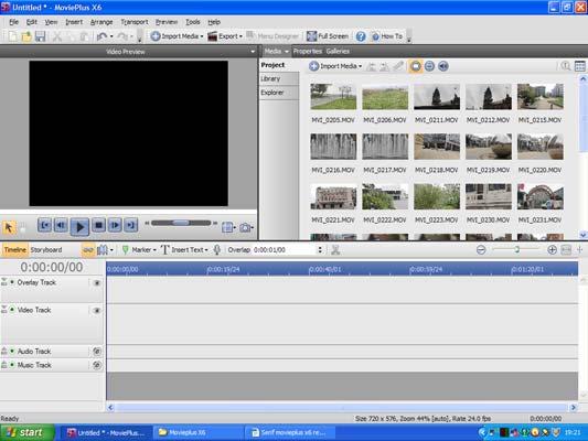 Serif Movieplus X6