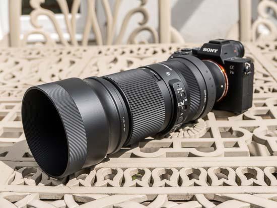 Sigma 100-400mm F5-6.3 DG DN OS