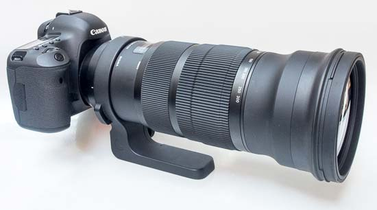 Sigma 120-300mm F2.8 DG OS HSM S