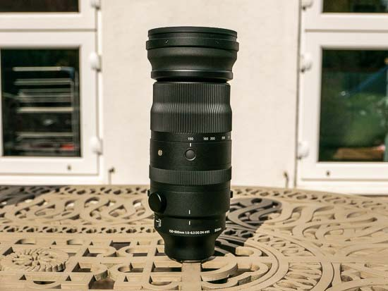 Sigma 150-600mm F5-6.3 DG DN OS Sports