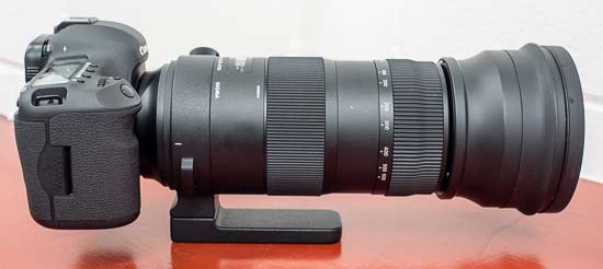 Sigma 150-600mm f/5-6.3 DG OS HSM Sports
