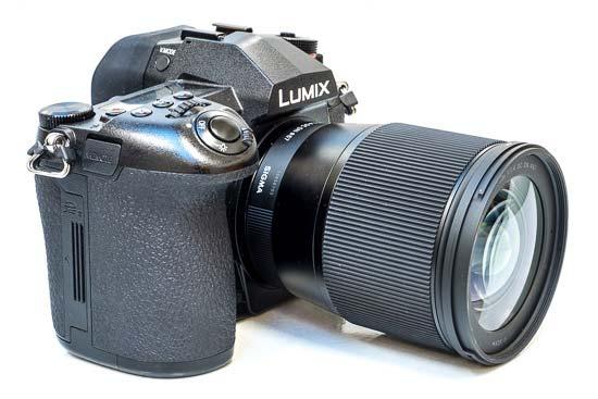 Sigma 16mm F1.4 DC DN C