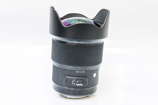 Sigma 20mm F1.4 DG HSM