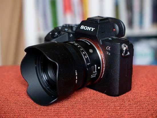Sigma 24mm F3.5 DG DN