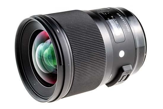 Sigma 28mm F1.4 DG HSM