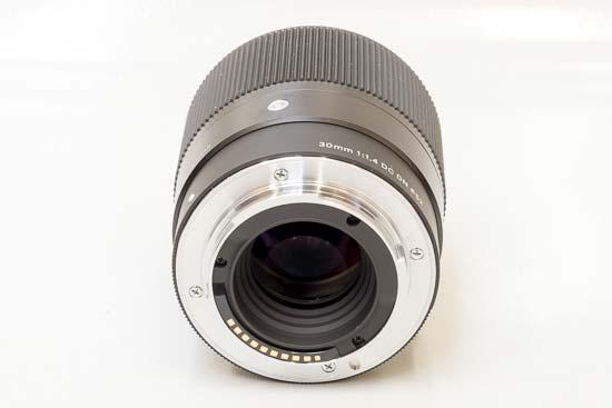 Sigma 30mm F1.4 DC DN C