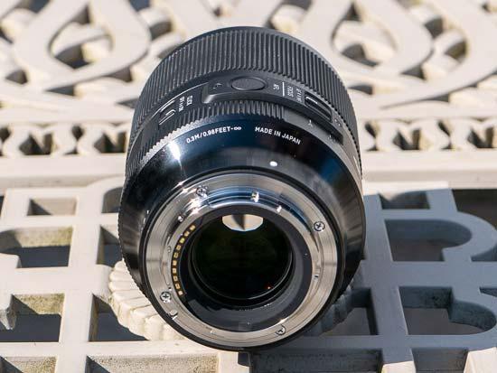 Sigma 35mm F1.4 DG DN