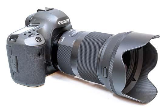 Sigma 40mm F1.4 DG HSM