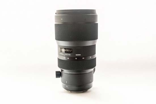Sigma 50-100mm F/1.8 DC HSM Art