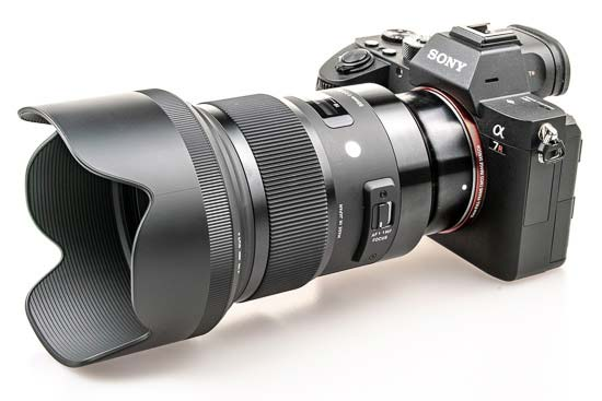 Sigma 50mm F1.4 DG HSM for Sony E-Mount