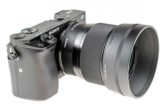Sigma 56mm F1.4 DC DN C