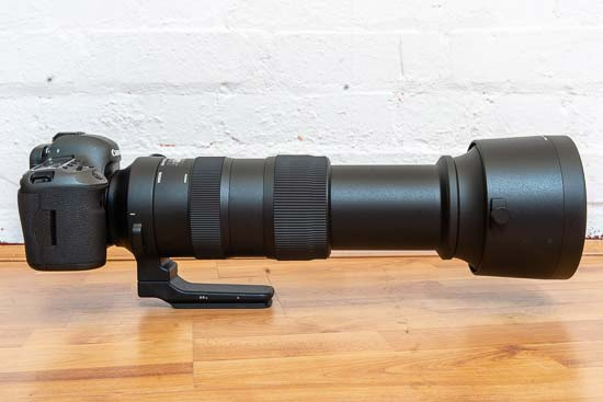 Sigma 60-600mm f/4.5-6.3 DG OS HSM Sports