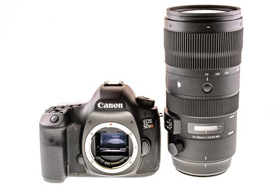 Sigma 70-200mm f/2.8 DG OS HSM Sports