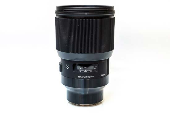 Sigma 85mm F1.4 DG HSM for Sony E-Mount