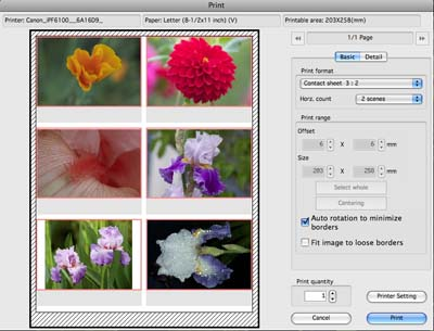 Silkypix Developer Studio - Print