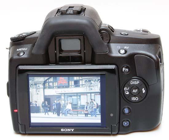 Sony A390