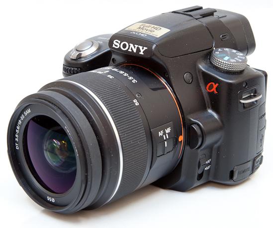 Sony A55