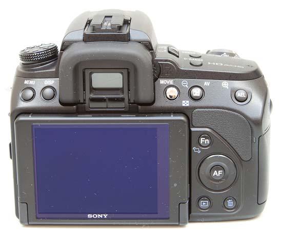 Sony A580