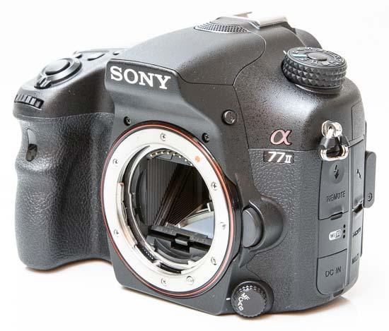 Sony A77 II